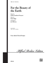 For the Beauty of the Earth - Choral