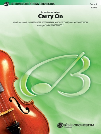 Carry On - String Orchestra