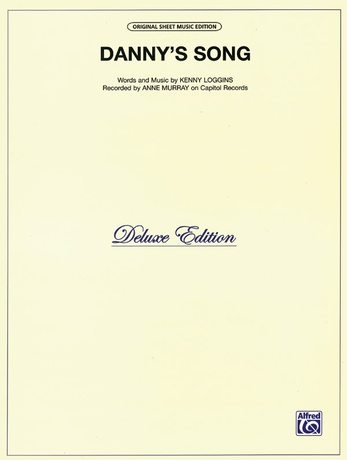 Dannys Song Anne Murray Pianovocalchords Sheet Music