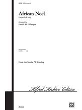 African Noel - Choral