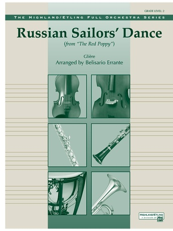 Russian Sailors' Dance: 1st Violin: Reinhold Glière | Full Orchestra
