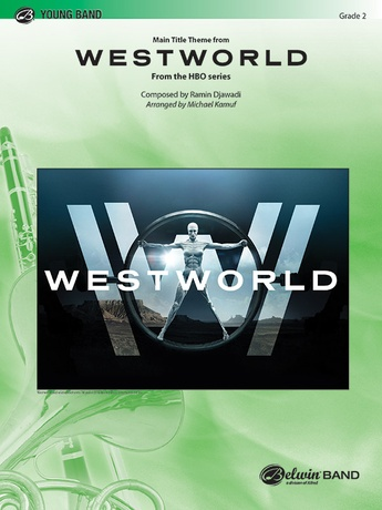 Main Title Theme from Westworld - Concert Band