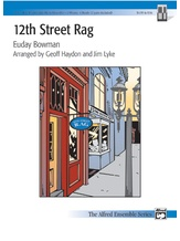 12th Street Rag - Piano Duo (2 Pianos, 4 Hands) - Piano Duets & Four Hands