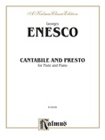 Enesco: Cantabile and Presto - Woodwinds
