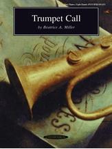 Trumpet Call - Piano Quartet (2 Pianos, 8 Hands) - Piano
