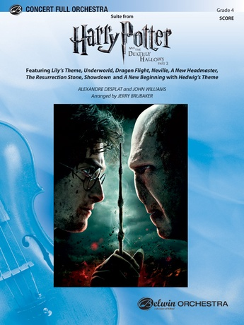 Harry Potter and the Deathly Hallows, Part 2, Suite from - Full Orchestra