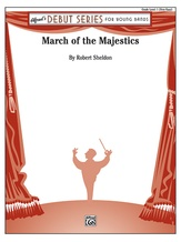 March of the Majestics - Concert Band