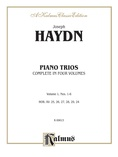 Haydn: Piano Trios, Volume I (Nos. 1-6) - String Ensemble