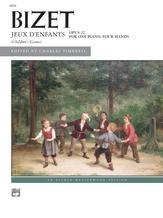 Bizet: Jeux d'enfants, Opus 22 - Piano Duet (1 Piano, 4 Hands) - Piano Duets & Four Hands