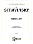 Stravinsky: Petroushka - Piano Duets & Four Hands