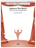 Japanese War March - Concert Band