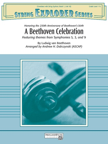 A Beethoven Celebration - String Orchestra
