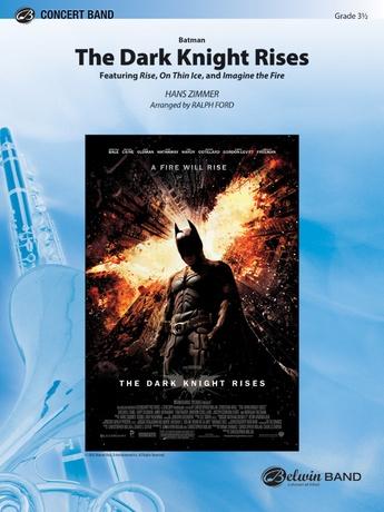Batman: The Dark Knight Rises - Concert Band