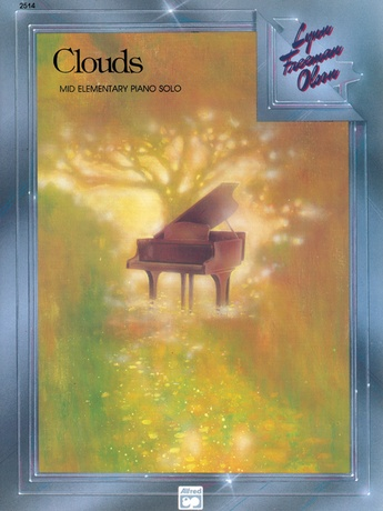 Clouds - Piano