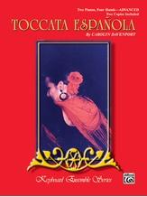 Toccata Española - Piano Duo (2 Pianos, 4 Hands) - Piano Duets & Four Hands