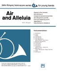 Air and Alleluia - Concert Band