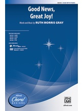Good News, Great Joy! - Choral