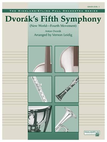"Dvorák's 5th Symphony (""New World,"" 4th Movement) - Full Orchestra"