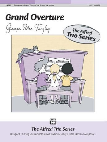 Grand Overture - Piano Trio (1 Piano, 6 Hands) - Piano