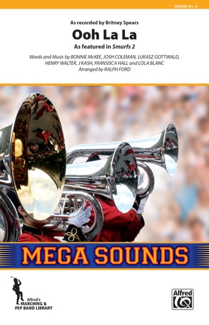 Ooh La La (as featured in Smurfs 2) - Marching Band