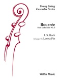 Bourree - String Orchestra