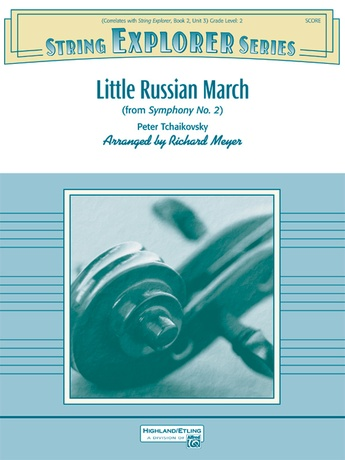 Little Russian March (from Symphony No. 2) - String Orchestra