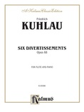 Kuhlau: Six Divertissements, Op. 68 - Woodwinds