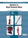 Overture to Royal Fireworks Music - Full Orchestra