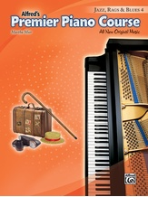 Premier Piano Course, Jazz, Rags & Blues 4 - Piano
