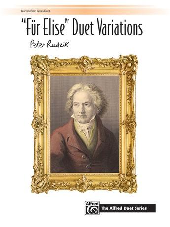 """""""Für Elise"""" Duet Variations - Piano"""