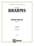 Brahms: Intermezzi, Ballade, Romance, Op. 118 - Piano