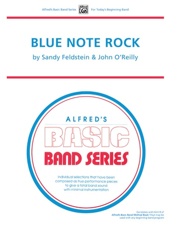 Blue Note Rock - Concert Band