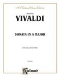 Vivaldi: Sonata in A Major - String Instruments