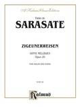 Sarasate: Zigeunerweisen (Gypsy Melodies), Op. 20 - String Instruments