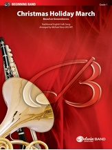 Christmas Holiday March - Concert Band