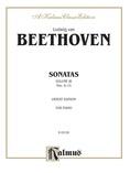 Beethoven: Sonatas (Urtext), Volume IB - Piano