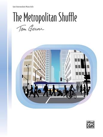 The Metropolitan Shuffle - Piano