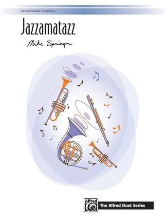 Jazzamatazz - Piano