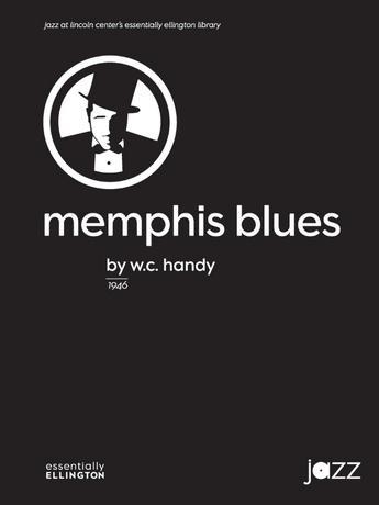 Memphis Blues: E-flat Alto Saxophone: W  C  Handy | Jazz Ensemble