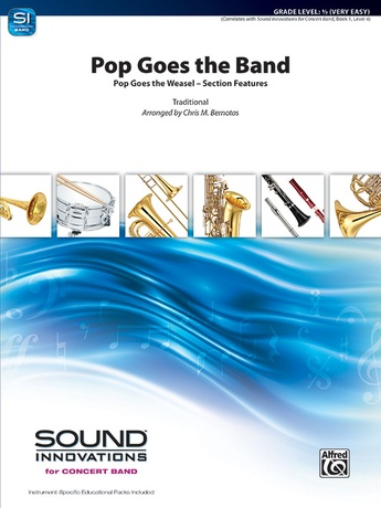 Pop Goes the Band - Concert Band
