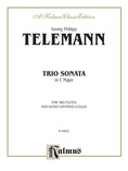 Telemann: Trio Sonata in C Major - Mixed Ensembles