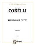 Corelli: Twenty-Four Pieces - Piano
