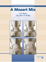 A Mozart Mix - String Orchestra