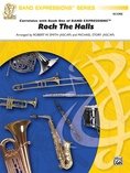 "Rock the Halls (Based on ""Deck the Halls"") - Concert Band"