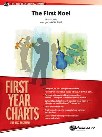 The First Noel - Jazz Ensemble