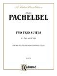 Pachelbel: Two Trio Suites - String Ensemble