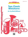 Two Classic Miniatures - Concert Band