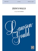 Zion's Walls - Choral