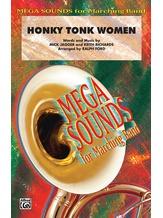 Honky Tonk Women - Marching Band