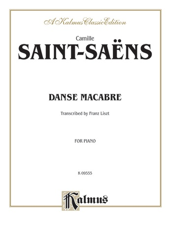 Saint-Saëns: Danse Macabre (Transcr. Franz Liszt) - Piano